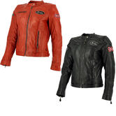 Richa Sturgis Ladies Leather Motorcycle Jacket