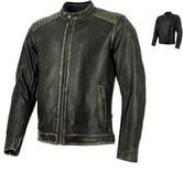 Richa Thruxton Leather Motorcycle Jacket