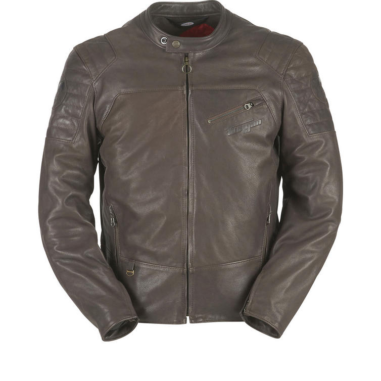 Furygan Brody Leather Motorcycle Jacket