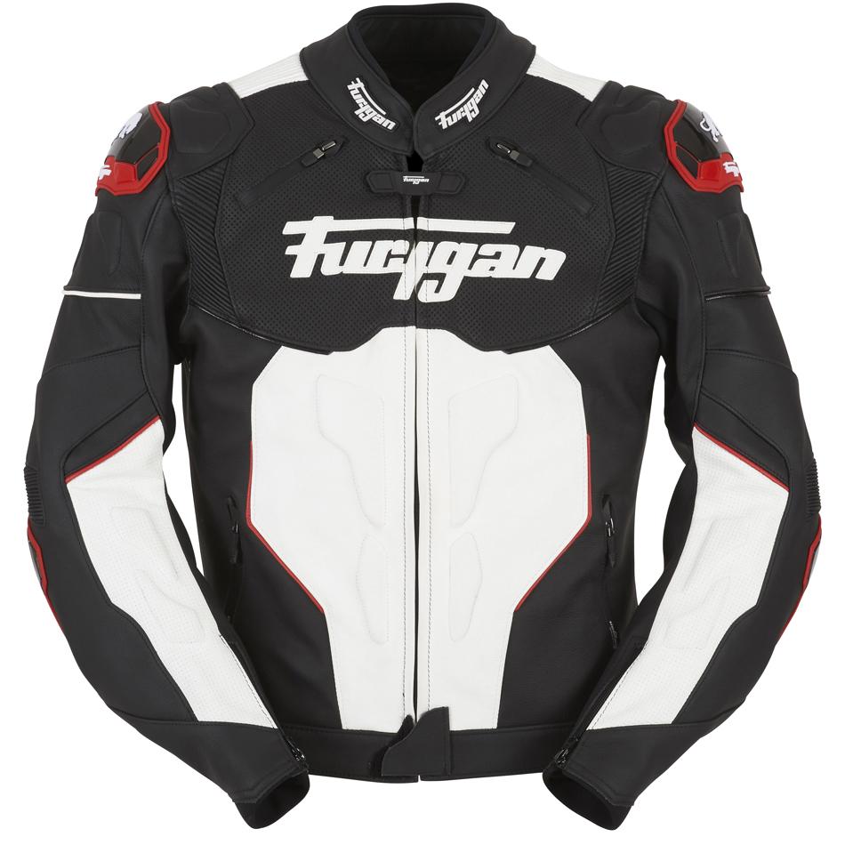 9056f962c4f1d Furygan Raptor Leather Motorcycle Jacket Racing Bike Vented Thermal ...