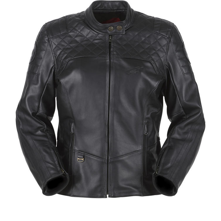 Furygan Legend Ladies Leather Motorcycle Jacket