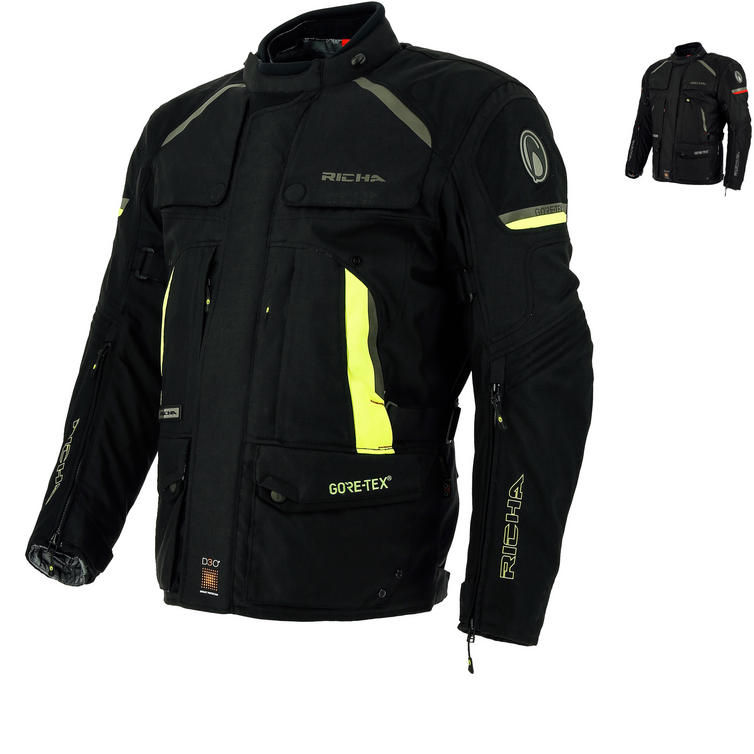 Richa Atacama GTX Textile Motorcycle Jacket