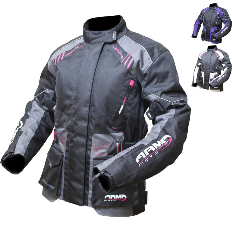ARMR Moto Kiso 2 Ladies Motorcycle Jacket