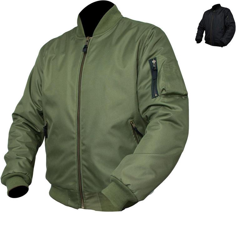 ARMR Moto Bomber Motorcycle Jacket
