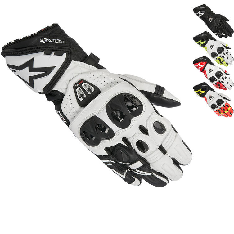 Alpinestars GP Pro R2 Leather Motorcycle Gloves