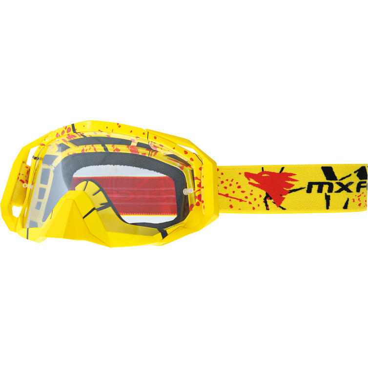 MX Force Nimbus Spark Motocross Goggles