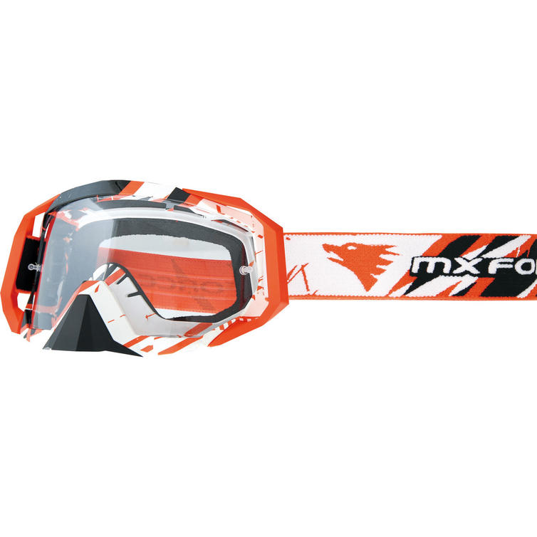 MX Force Nimbus Titan Motocross Goggles