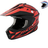 MX Force MHS39 Jet-G Motocross Helmet