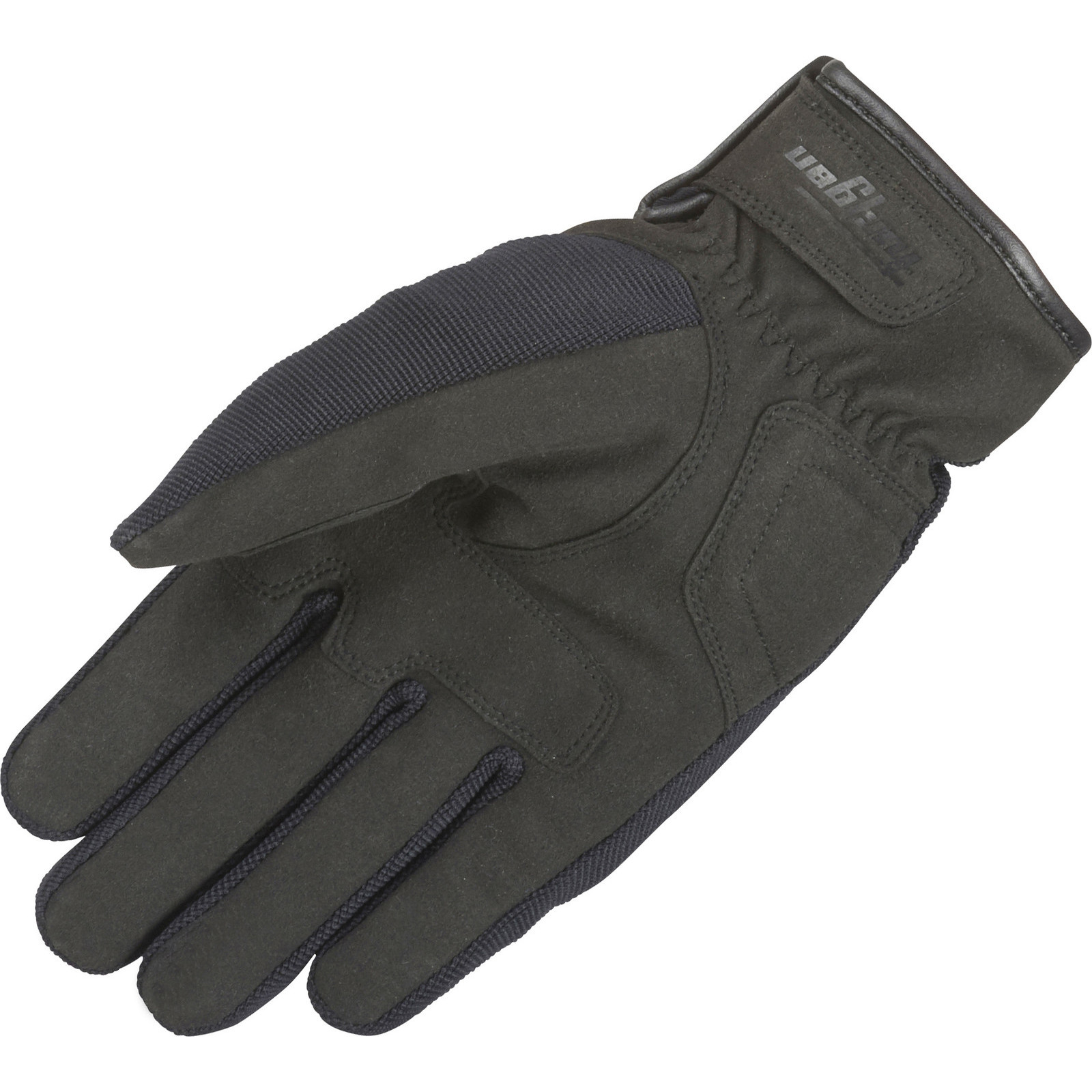 Furygan-Jet-All-Season-Motorcycle-Gloves-Waterproof-Textile-Biker-Short-Glove