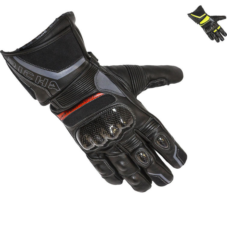 Richa Baltic Evo Leather Motorcycle Gloves