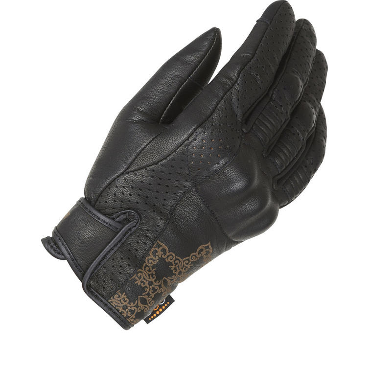 Furygan Astral D3O Ladies Leather Motorcycle Gloves