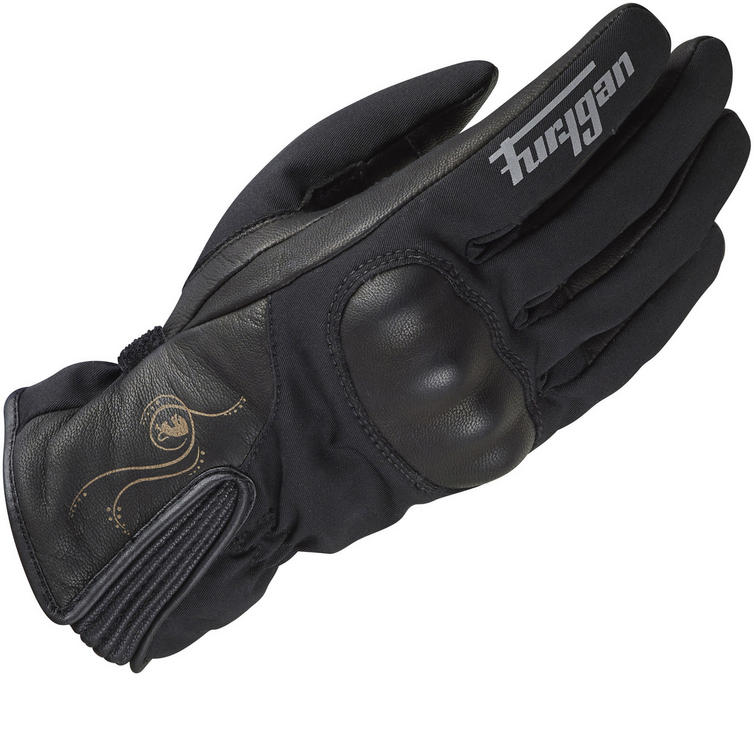 Furygan Eva D3O Ladies Motorcycle Gloves