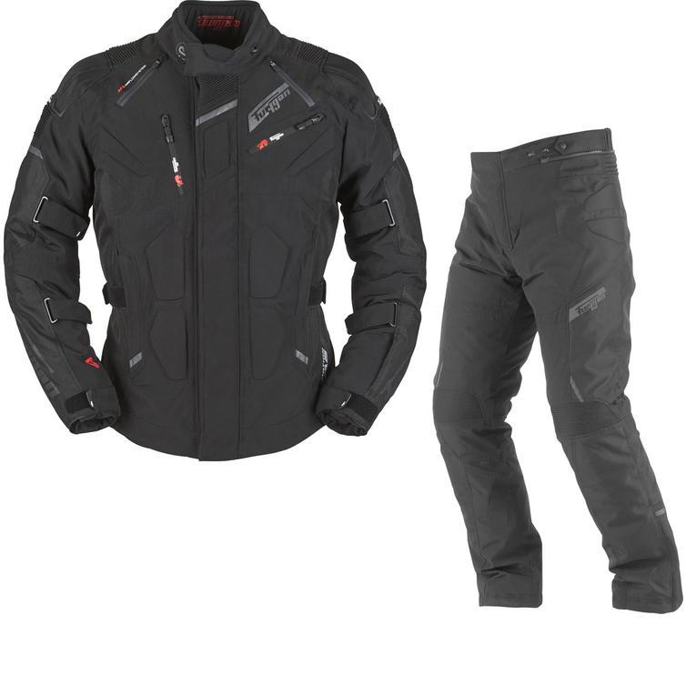 Furygan Cold Master Motorcycle Jacket & Trousers Black Kit