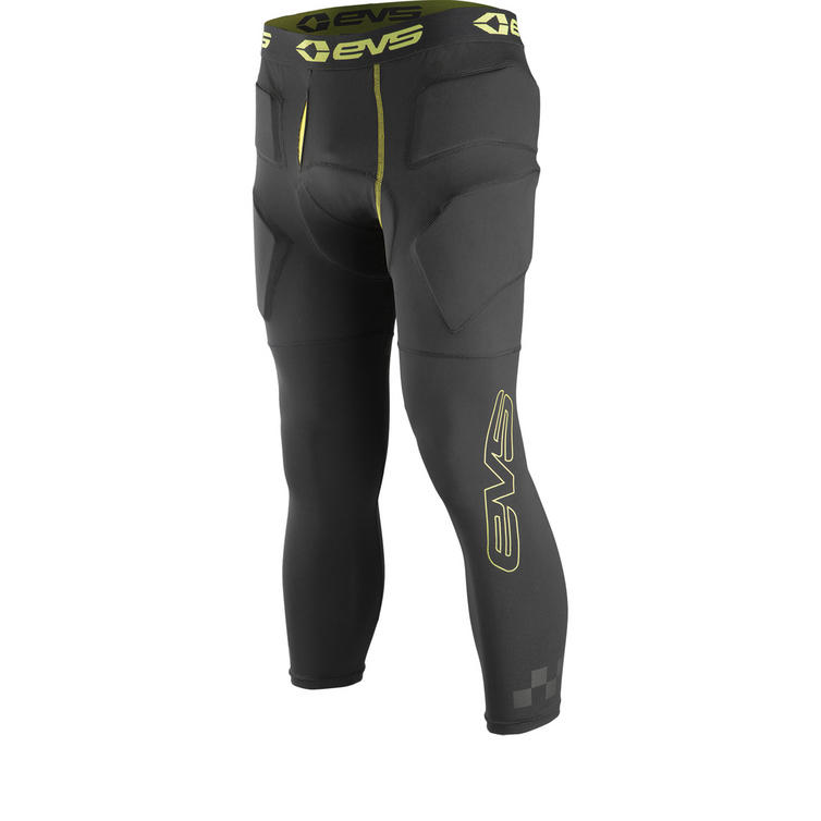 EVS TUG Impact 3-Quarter Armoured Base Layer Pants