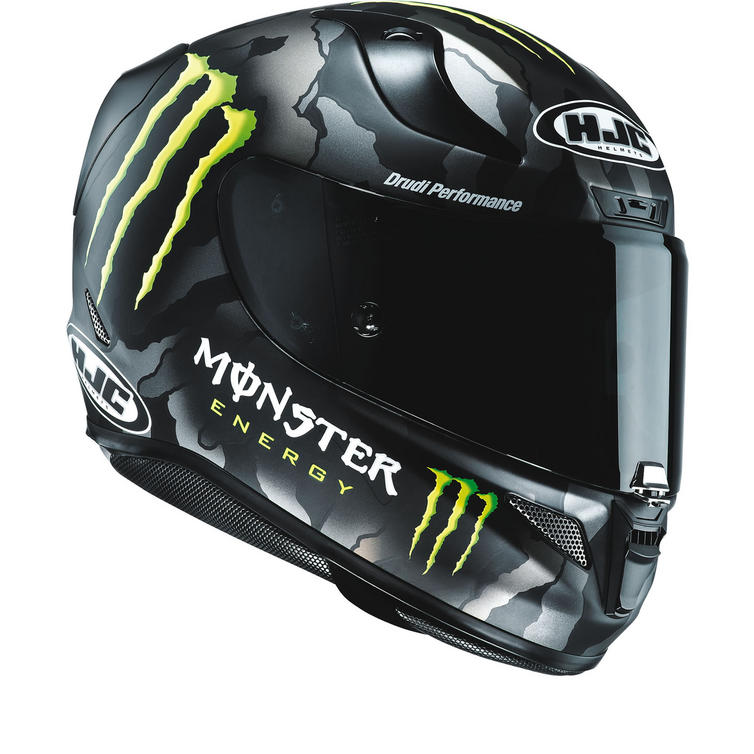 HJC RPHA 11 Monster Military Camo Limited Edition Motorcycle Helmet