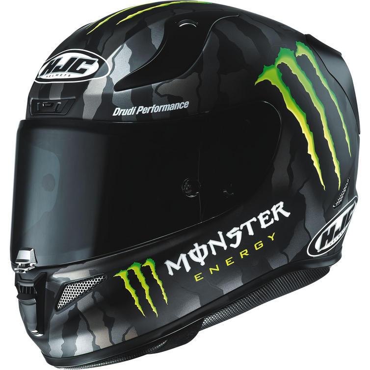 Hjc Rpha 11 >> HJC RPHA 11 Monster Military Camo Limited Edition Motorcycle Helmet & Visor - Full Face Helmets ...