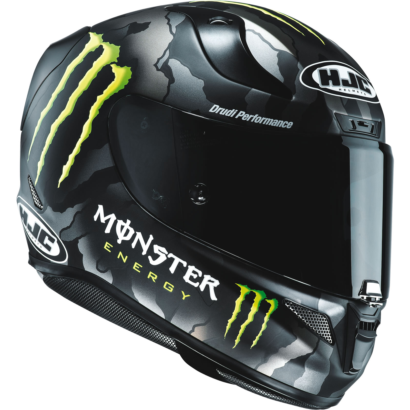 Hjc Rpha 11 >> Details About Hjc Rpha 11 Monster Military Limited Edition Motorcycle Helmet Visor Motorbike