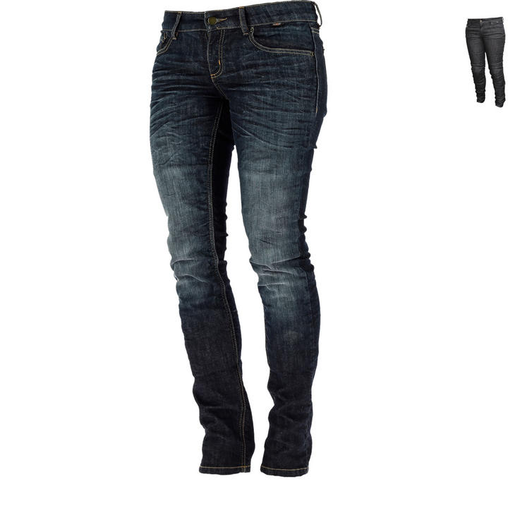 Richa Skinny Ladies Motorcycle Jeans