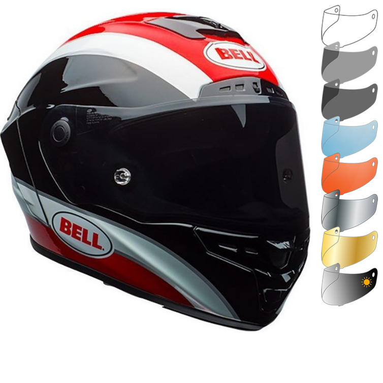 Bell Star Classic Motorcycle Helmet & Visor