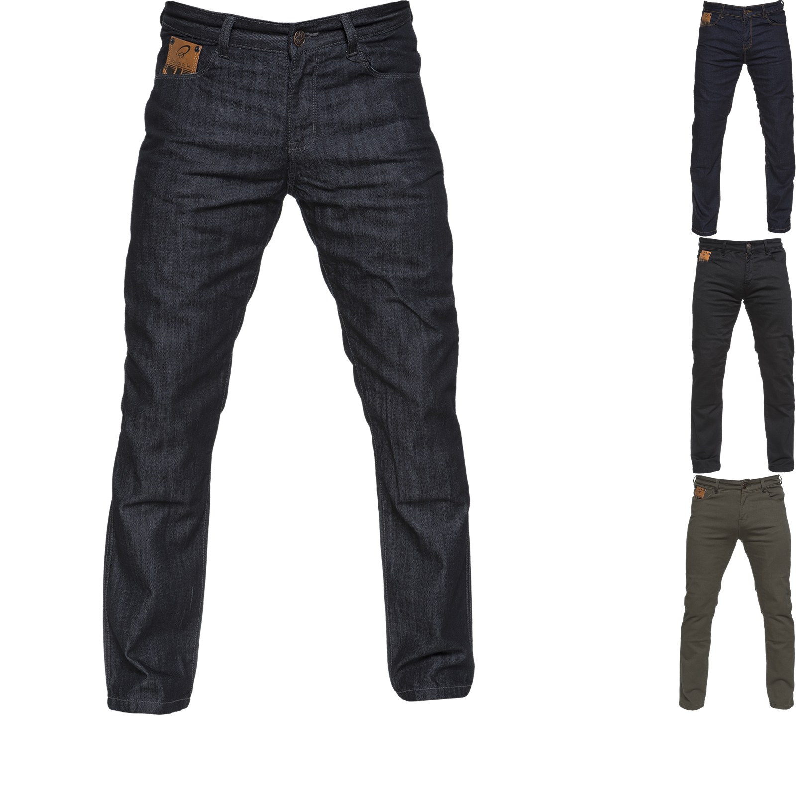 the latest 7c6ca 11624 Details about Black Ballistic Made With Kevlar Fibre Motorcycle Denim Jeans  Motorbike Bike