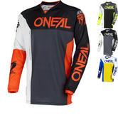 Oneal Mayhem Lite 2018 Split Motocross Jersey
