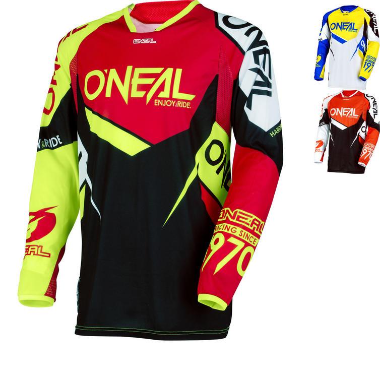 Oneal Hardwear 2018 Flow True Motocross Jersey