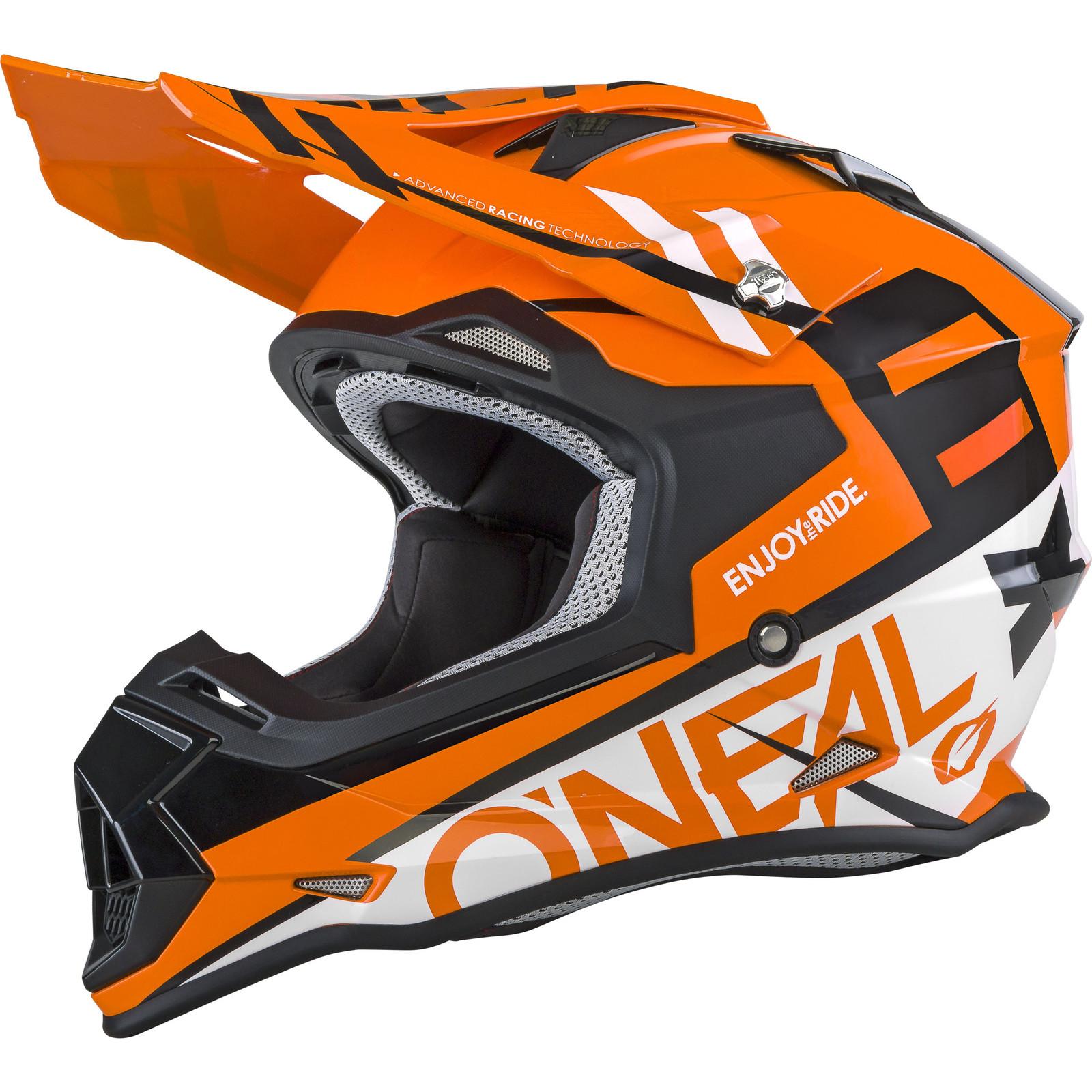 oneal 2 series rl spyde motocross helmet enduro adventure off road dirt bike mx ebay. Black Bedroom Furniture Sets. Home Design Ideas