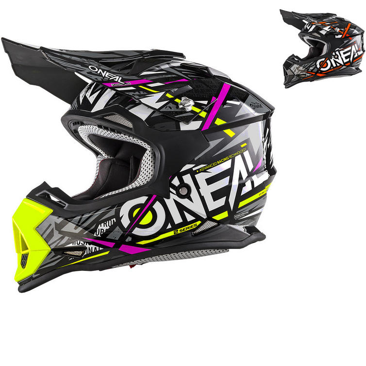 Oneal 2 Series Synthy Youth Motocross Helmet