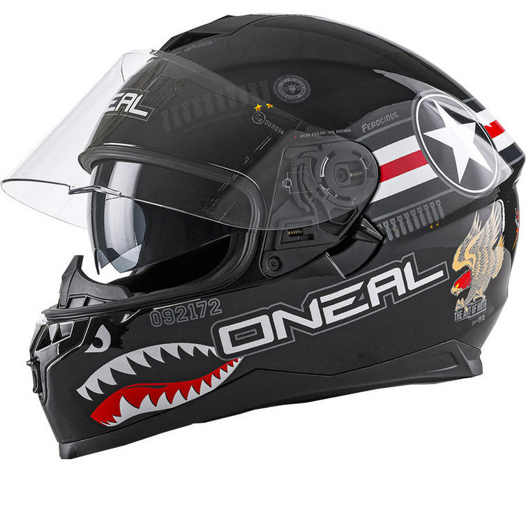 Oneal Challenger Wingman Motorcycle Helmet