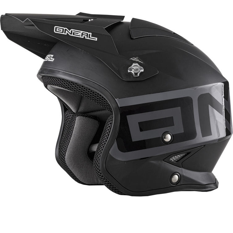 Oneal Slat Solid Trials Helmet