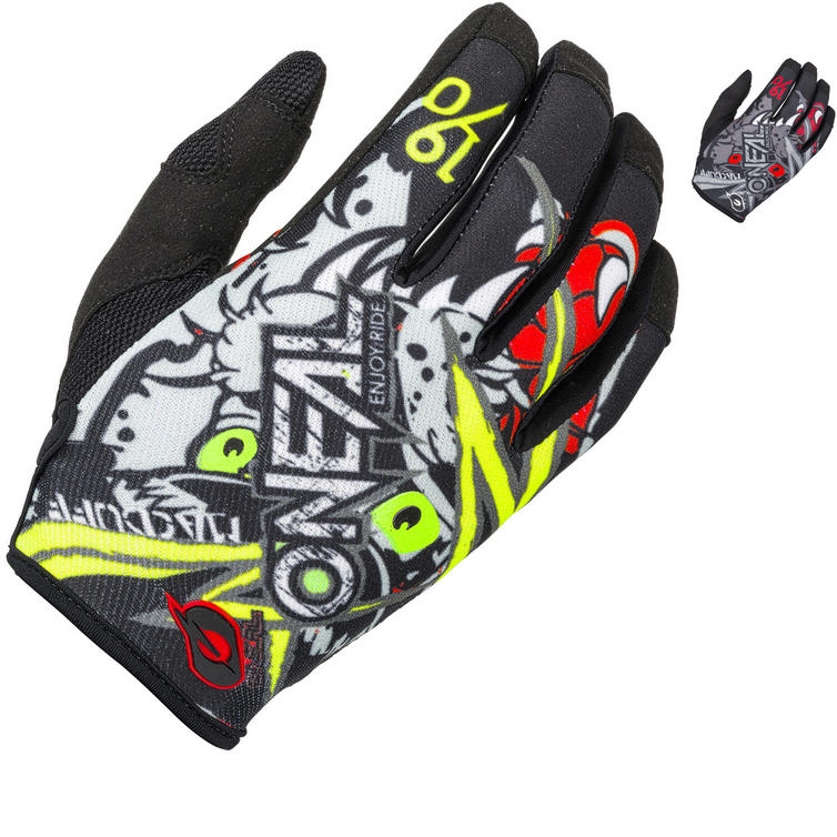 Oneal Mayhem 2018 Matt MacDuff Signature Motocross Gloves
