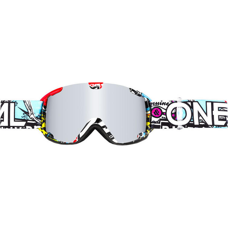 Oneal B-30 Crank Youth Motocross Goggles