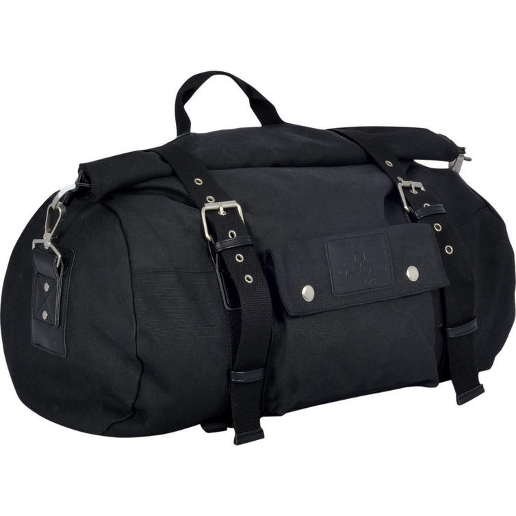 Oxford Heritage Roll Bag 30L Black (OL560)