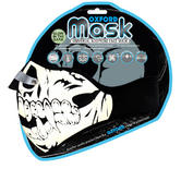 Oxford Glow Skull Universal Neoprene Face Mask