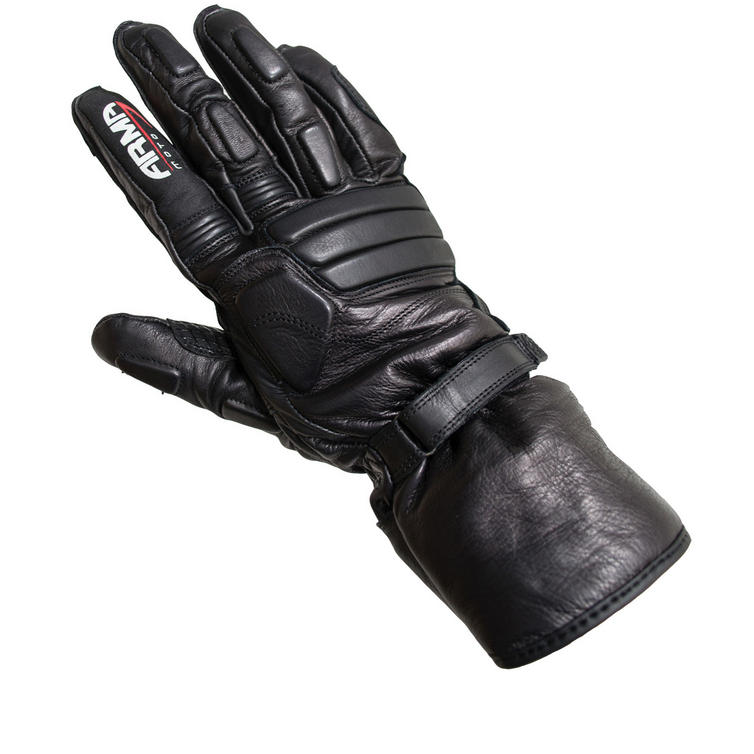 ARMR Moto WPL770 Leather Motorcycle Gloves
