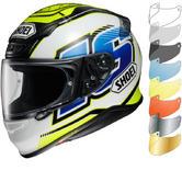 Shoei NXR Cluzel Motorcycle Helmet & Visor