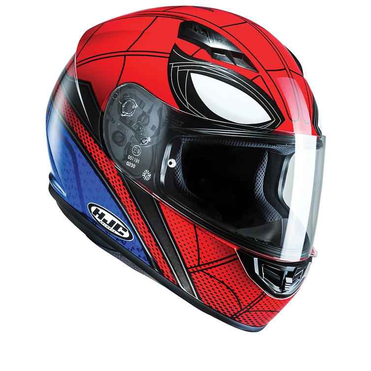 HJC CS-15 Spiderman Homecoming Motorcycle Helmet