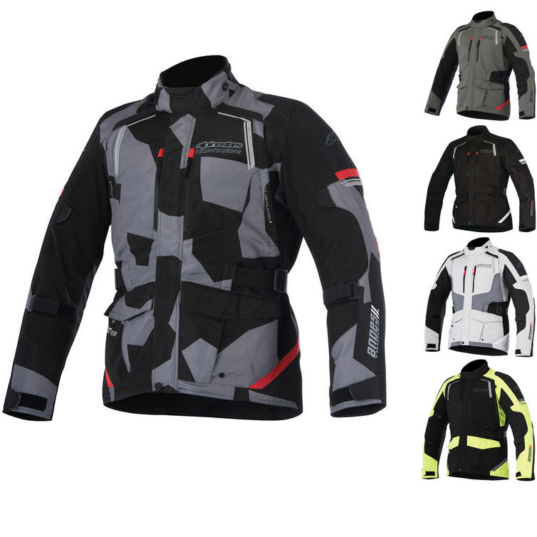 Alpinestars Motorcycle Jacket >> Alpinestars Andes Drystar V2 Motorcycle Jacket New Arrivals