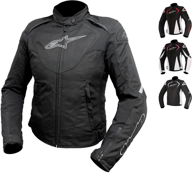 Alpinestars Stella T-Jaws WP Ladies Motorcycle Jacket