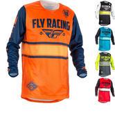 Fly Racing 2018 Kinetic Era Youth Motocross Jersey