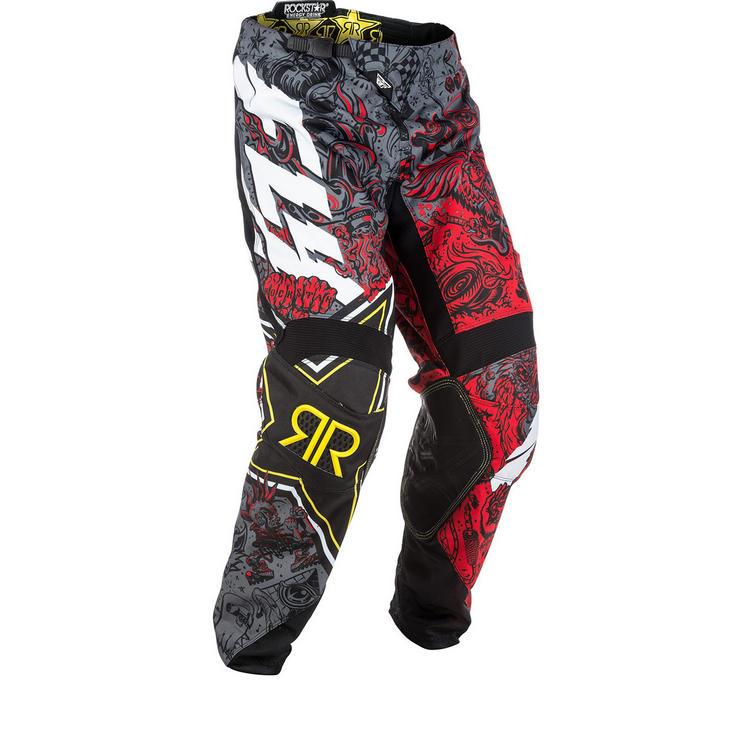 Fly Racing 2018 Kinetic Rockstar Motocross Pants