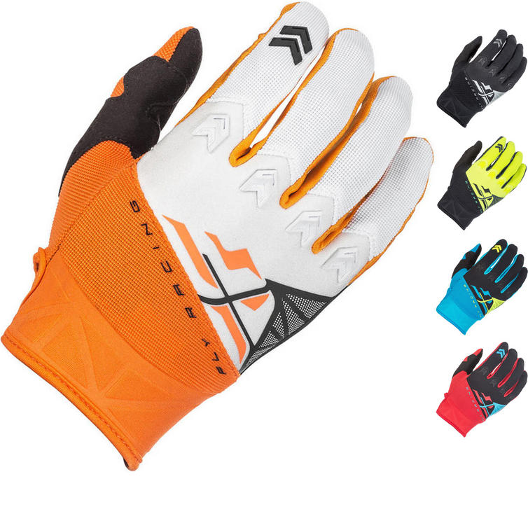 Fly Racing 2018 F-16 Youth Motocross Gloves