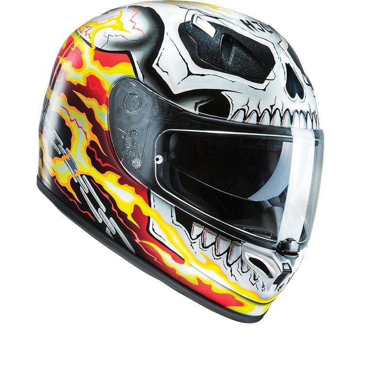 HJC FG-ST Ghost Rider Motorcycle Helmet