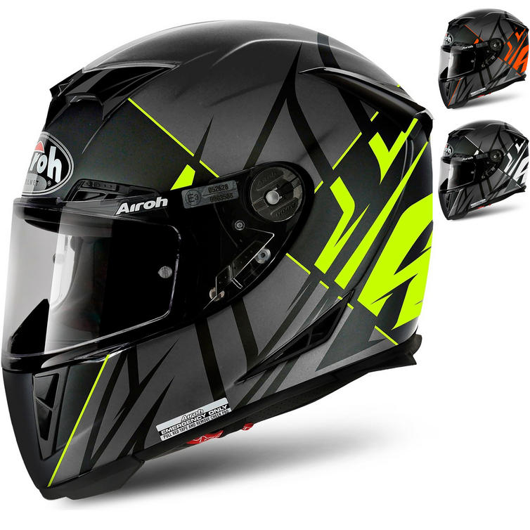 Airoh GP500 Sectors Motorcycle Helmet
