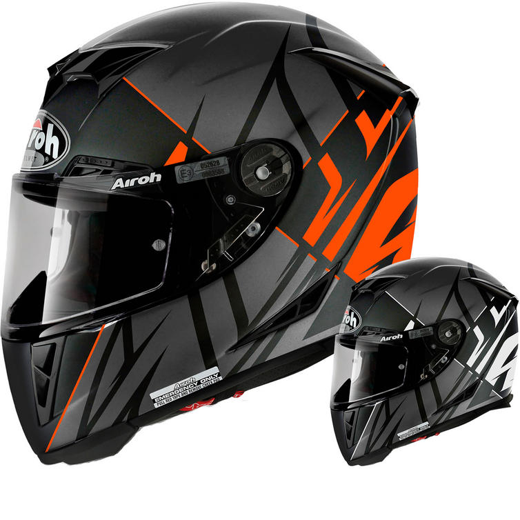 Airoh GP500 Sectors Motorcycle Helmet