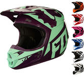 Fox Racing V1 Race Motocross Helmet