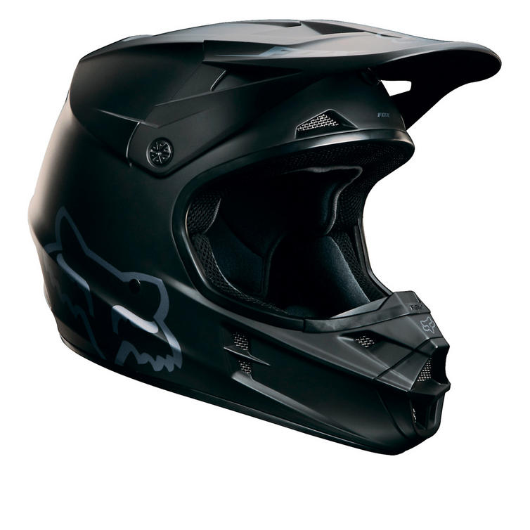 Fox Racing V1 Matte Motocross Helmet