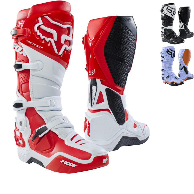 Fox Racing Instinct Motocross Boots