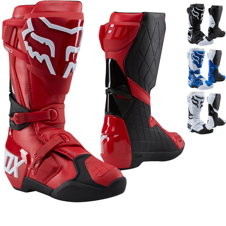 Fox Racing 180 Motocross Boots