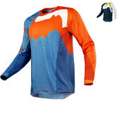 Fox Racing Flexair Hifeye Motocross Jersey